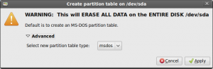 gparted_msdos_partition